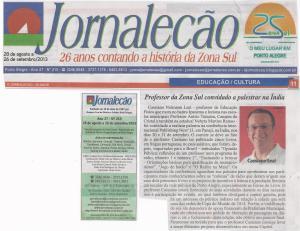 Jornalecão Setembro de 2013