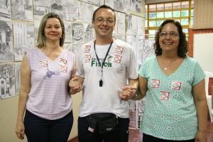 Ana paula, Cassiano e Rosiara