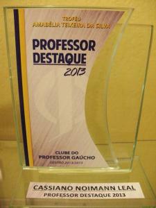 professor destaque