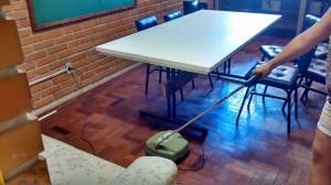 limpeza escola
